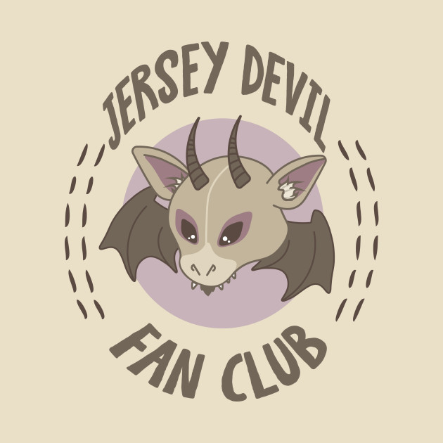 Jersey Devil Fan Club Cryptid