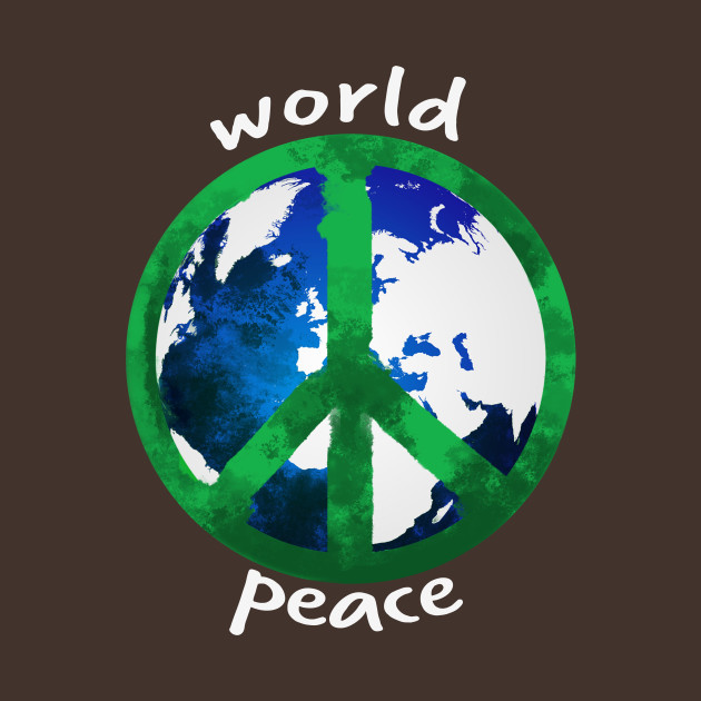 World peace in the perspective of