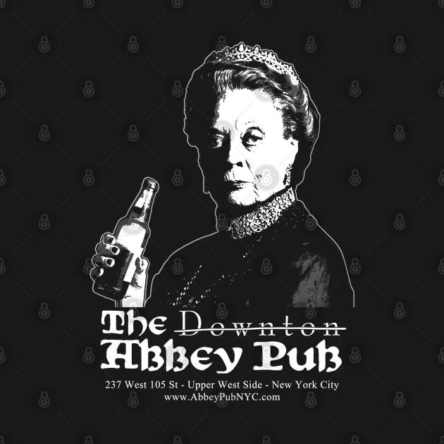 The (Downton) Abbey Pub