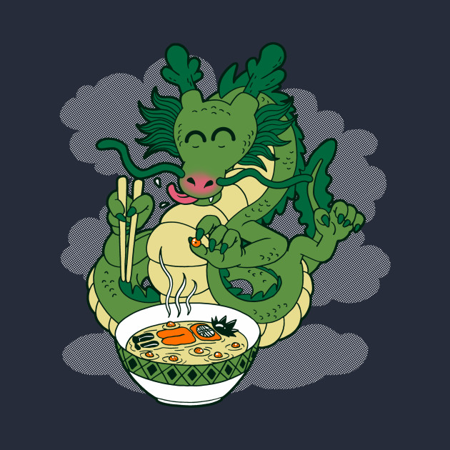Dragonball Stew T-Shirt
