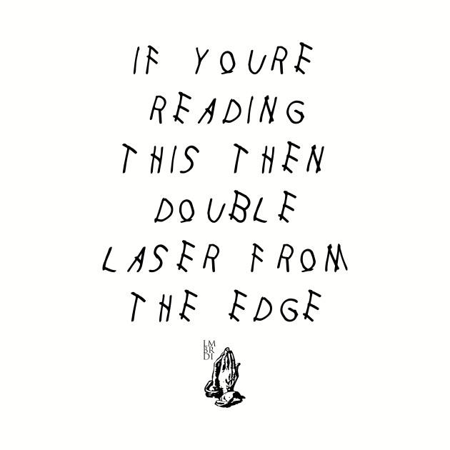IYRT - Double Laser (Black)