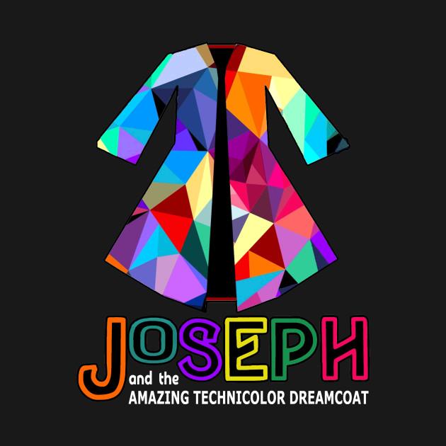 Joseph and the Amazing Technicolor Dreamcoat - Design #1