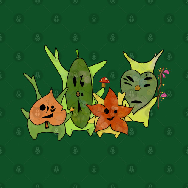 Pesky Little Seedlings