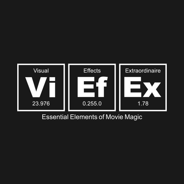 VFX Essential Elements of Movie Magic by sillypop9
