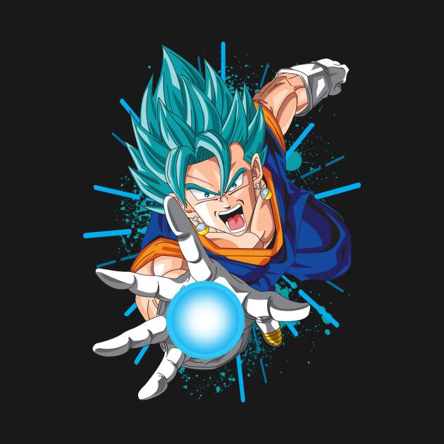 Unlimited power - Dragon Ball Super