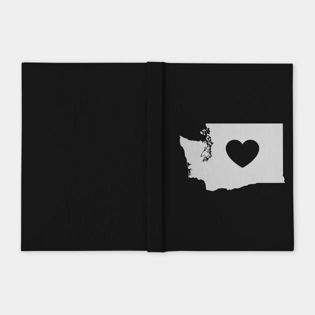 Washington Love Heart