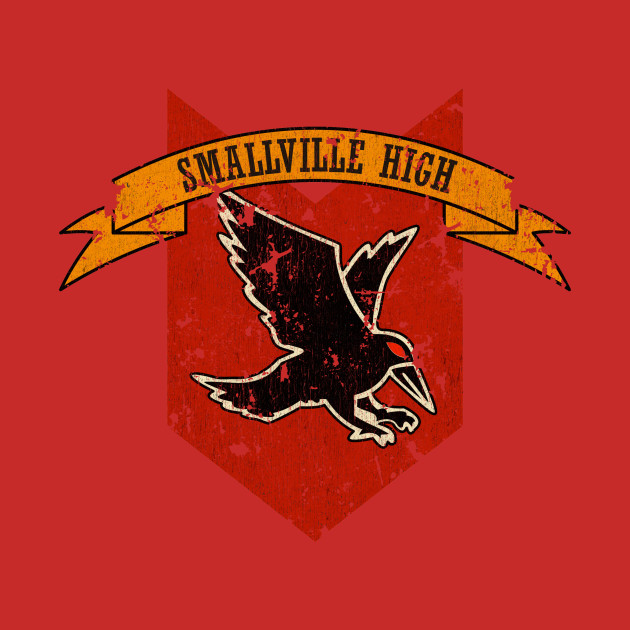 Smallville Crows High School Crest