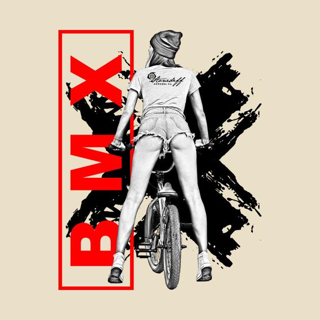Life Behind Bars BMX Bicycle