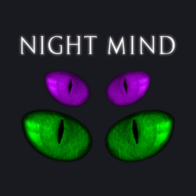 Night Mind - Full Logos