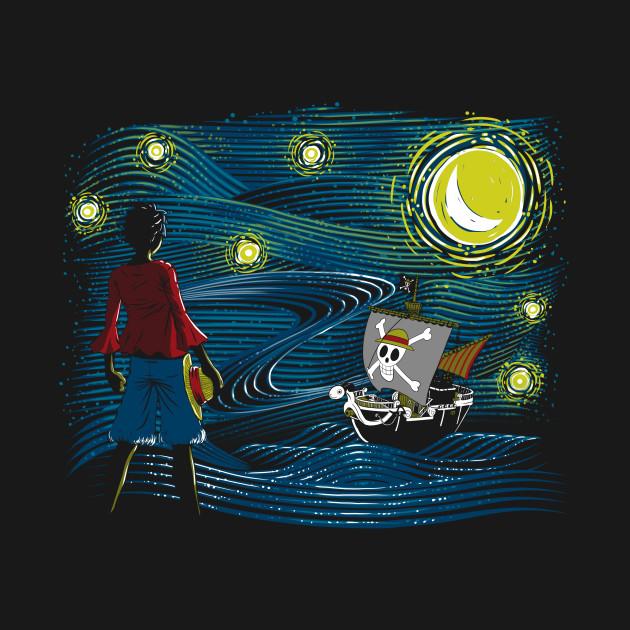 Starry Sea T-Shirt thumbnail