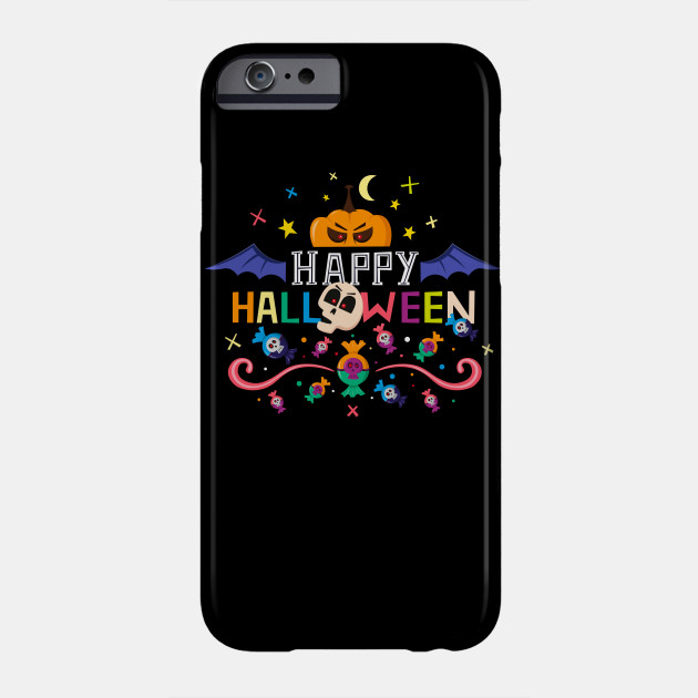 Happy Halloween Phone Case