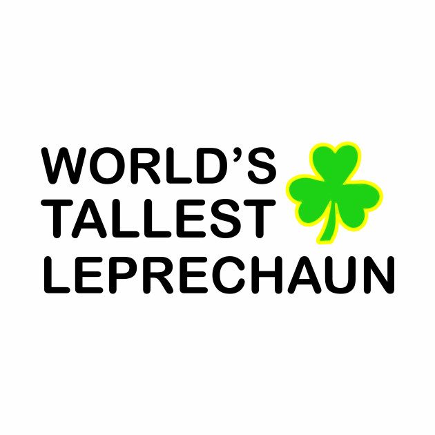 World's Tallest Leprechaun