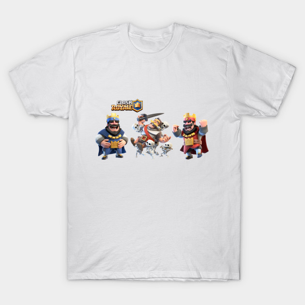 Clash Royale T-Shirt-TOZ