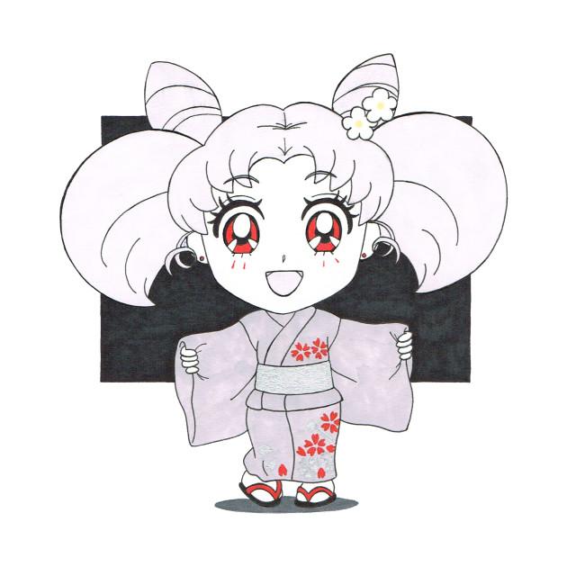 Kimono Chibiusa