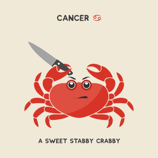 Zodiac - Cancer, A sweet stabby crabby
