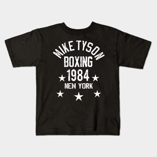mike tyson boxing shirt