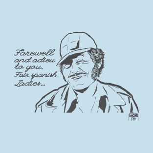 QUINT (JAWS) t-shirts