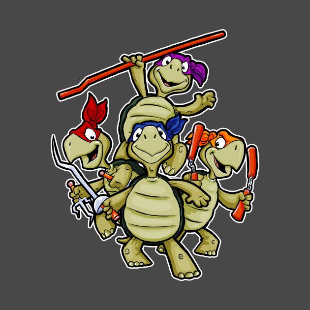 Touche ninja Turtles