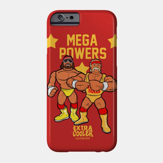 Mega Powers Illustration
