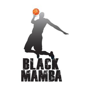 e28d7ad0e1f Black Mamba T-Shirts | TeePublic