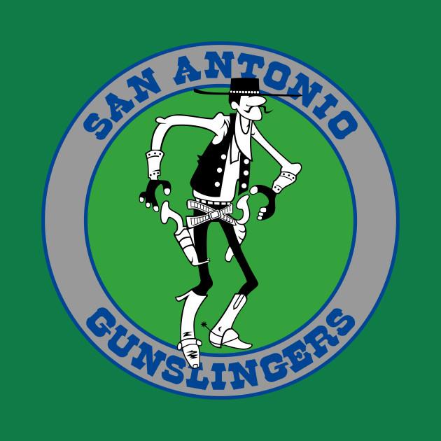 San Antonio Gunslingers Logo