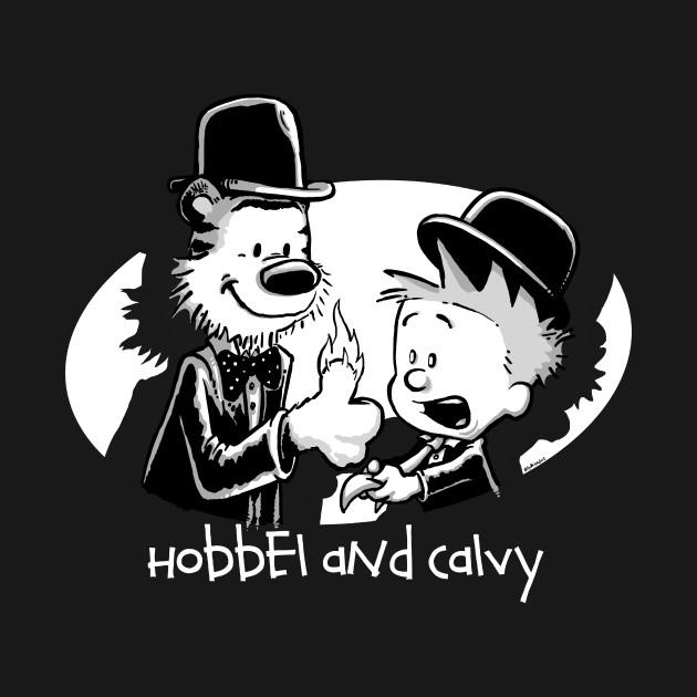 Hobbel n Calvy