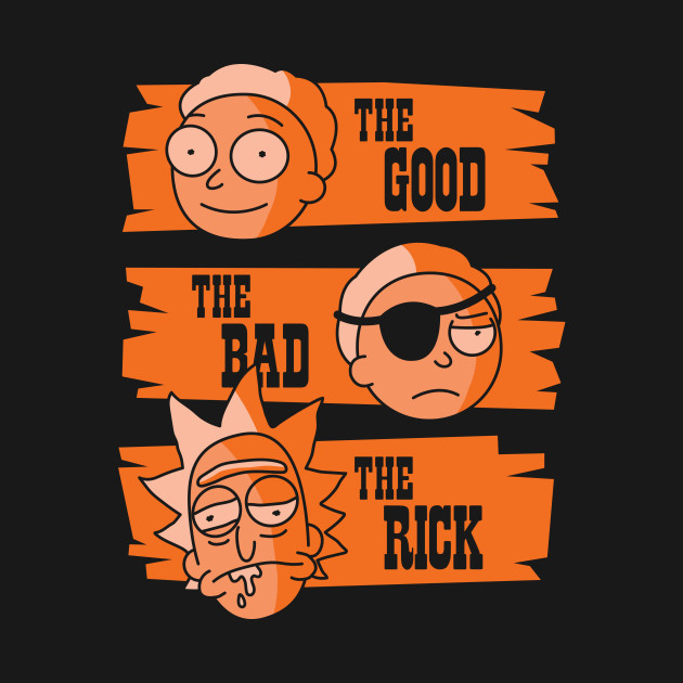 The Good Morty, The Bad Morty, and the Rick