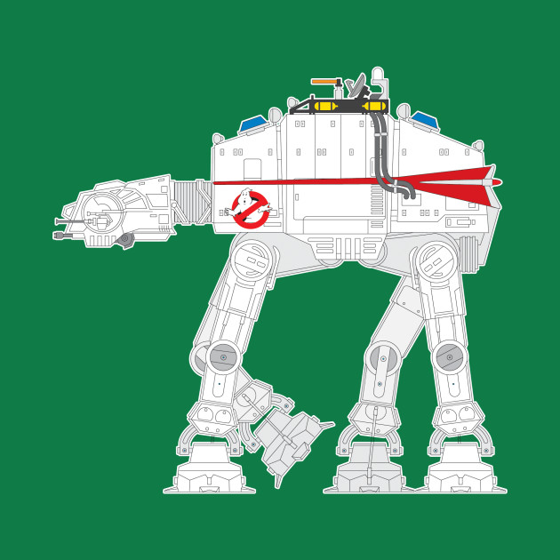 Ghostbusters AT-AT-co1