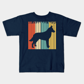 77d6739e Vintage 1970s Belgian Malinois Dog Owner Gift Kids T-Shirt. by GWENT. $18  $14 for ...