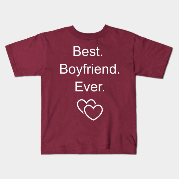 Best Boyfriend Ever Valentines Day Shirt Tshirt Present T Shirt Tee
