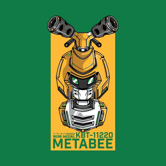 Mecha Metabee