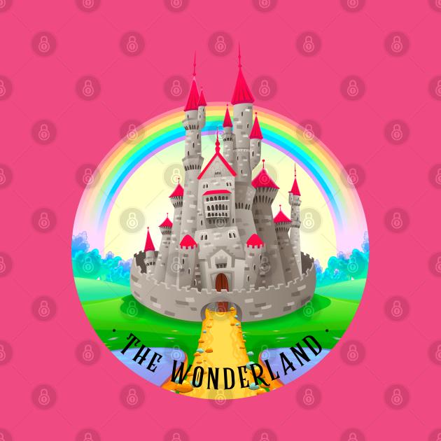 The Wonderland Magical Rainbow Castle