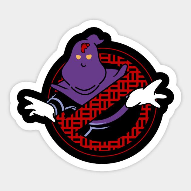 Foot Clan Busters Ninja Turtles Sticker Teepublic