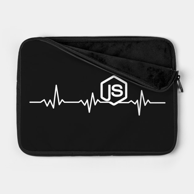 JS Javascript Heart beat shrit