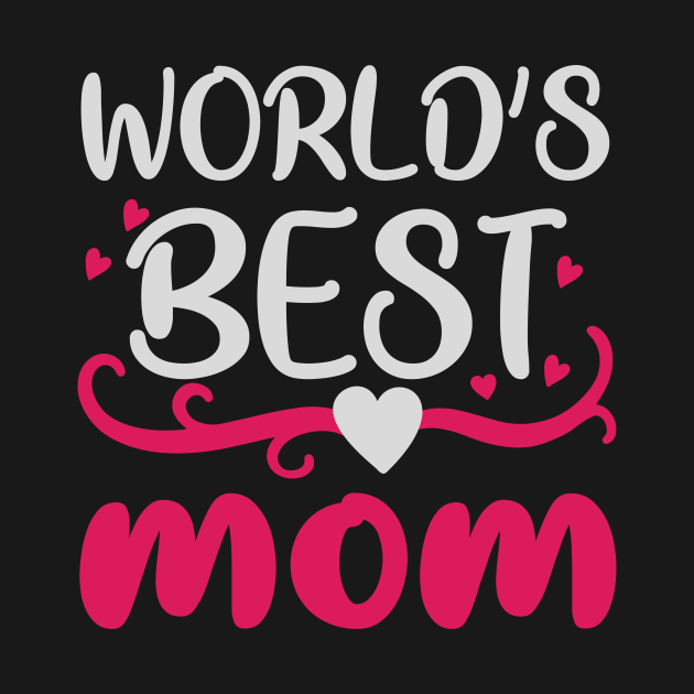 WORLDS BEST MOM-2 - Best Mother In The World - Body