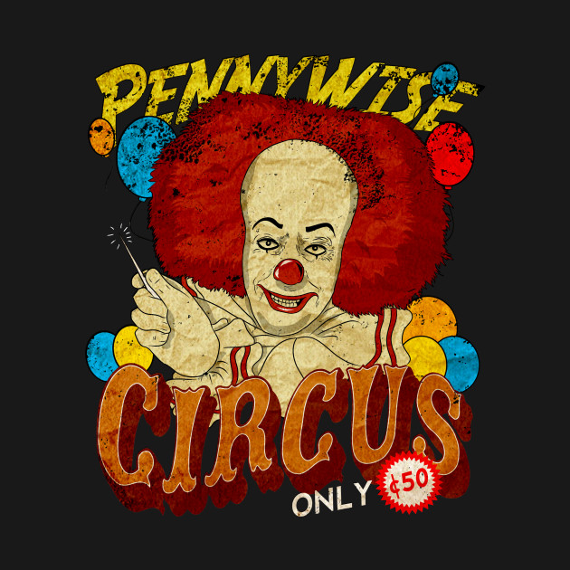 Pennywise Circus T-Shirt