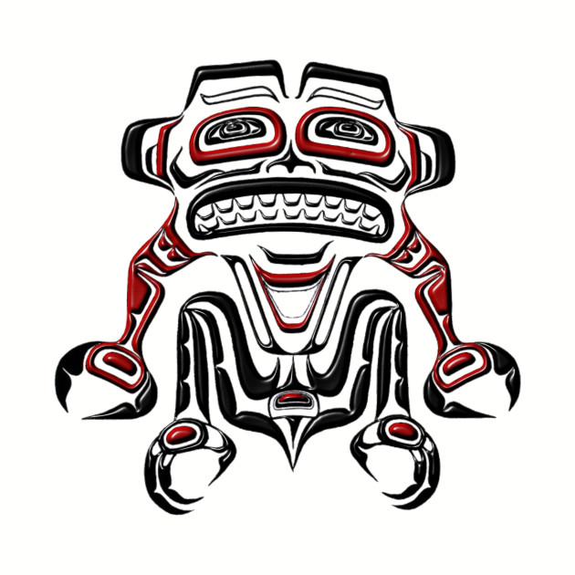 Tribal Sasquatch