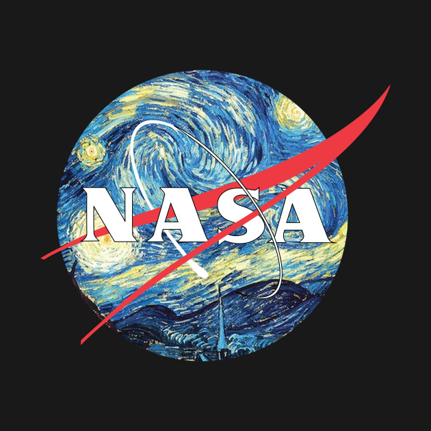 The Starry NASA T-Shirt