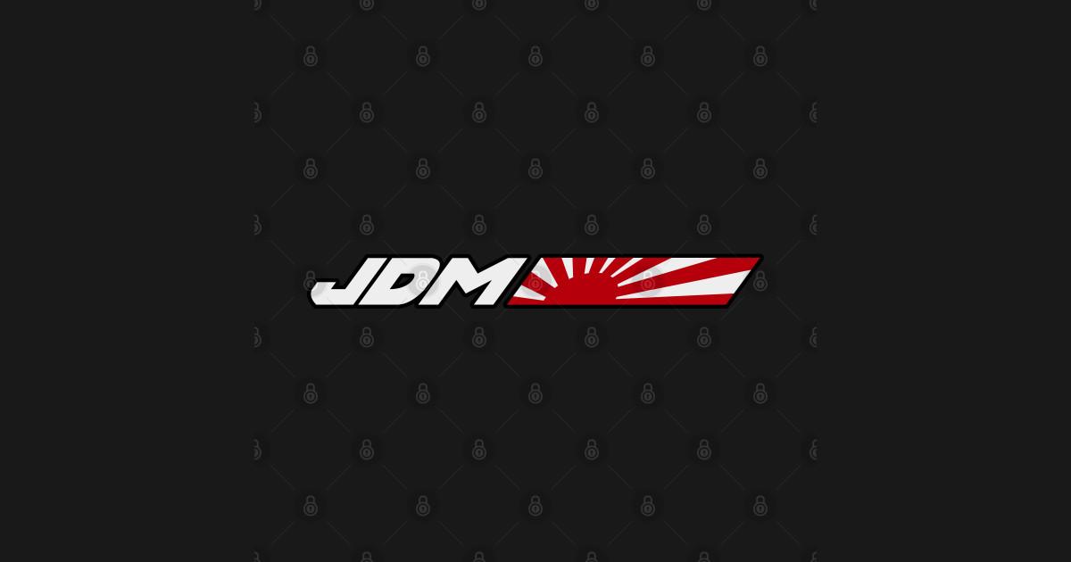 JDM NIPPON JAPAN FLAG - Jdm Car - Quaderno   TeePublic IT