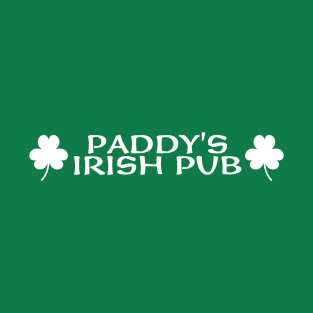 Paddy's Irish Pub t-shirts