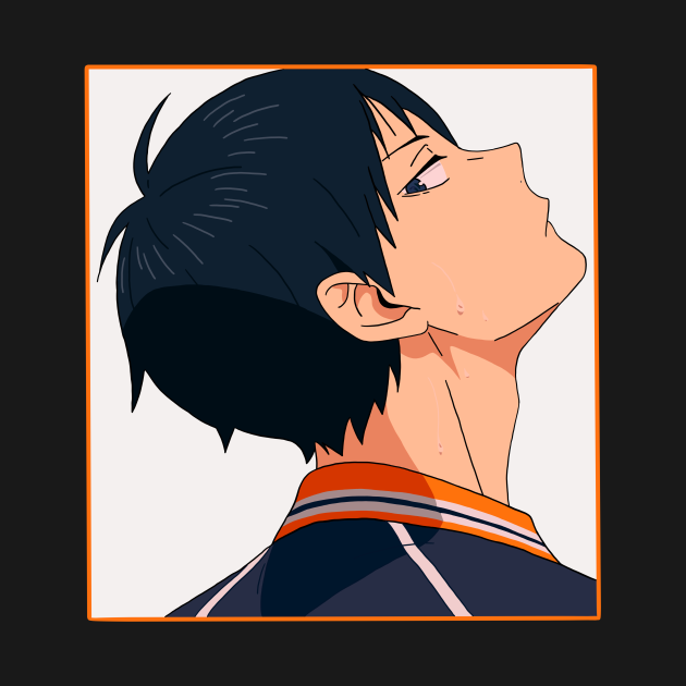 Setter Boy Kageyama