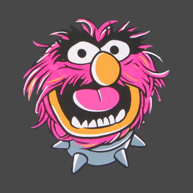 Muppets Animal Head