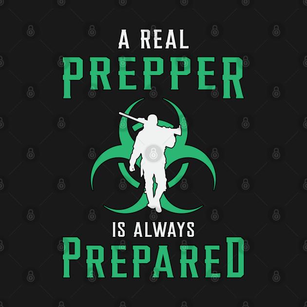 Prepper Apocalypse Survival Doomsday Prepping Gift