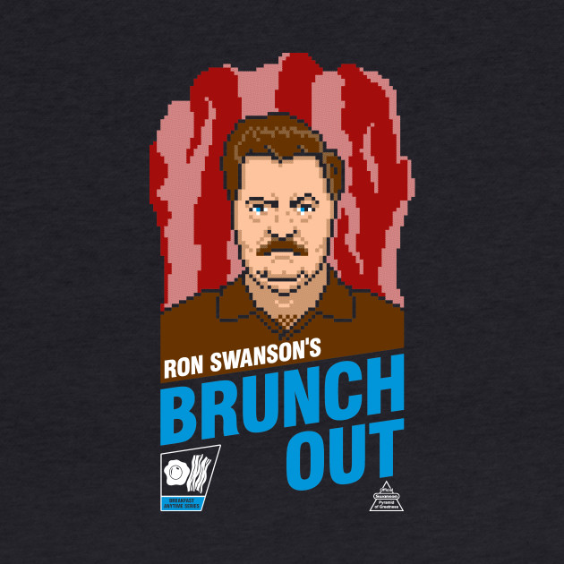 Ron Swanson's Brunch Out!