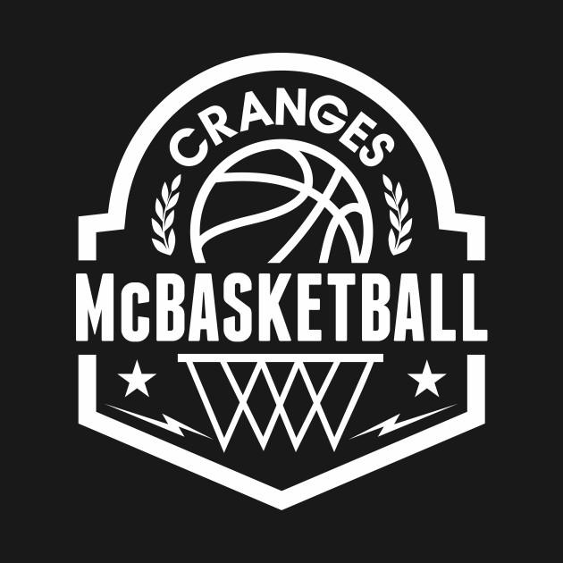 Cranges McBasketball white