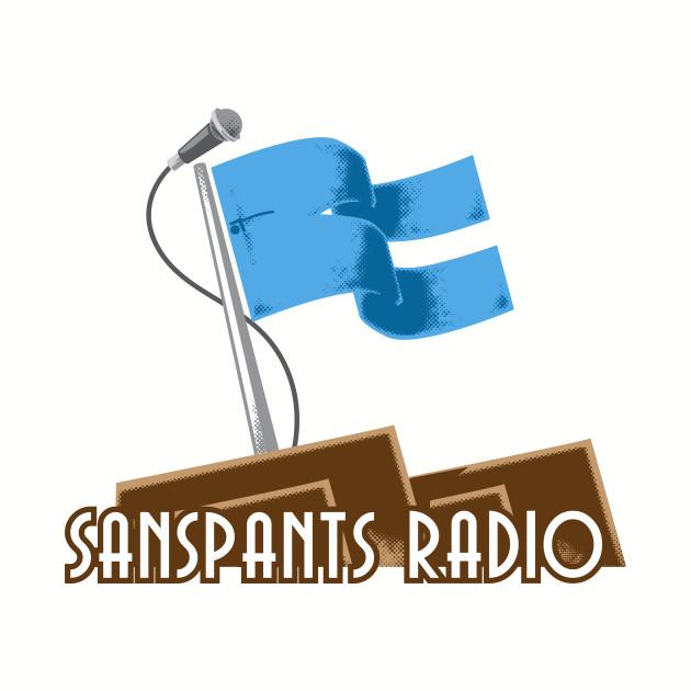 Sanspants Logo