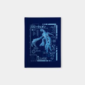 Blueprint Notebooks   TeePublic