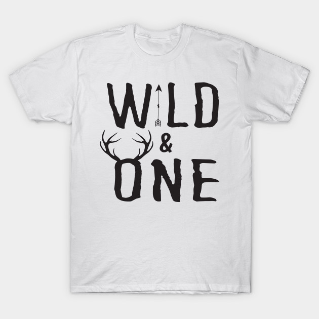 Wild One Tee First Birthday Shirt Baby Boy Graphic T