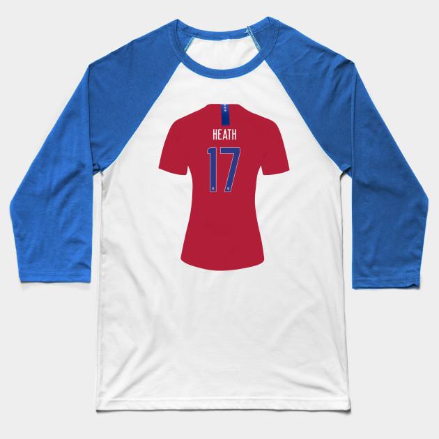 newest d6727 6139d Heath - USA Womens Soccer Jersey