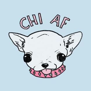 Chi AF t-shirts